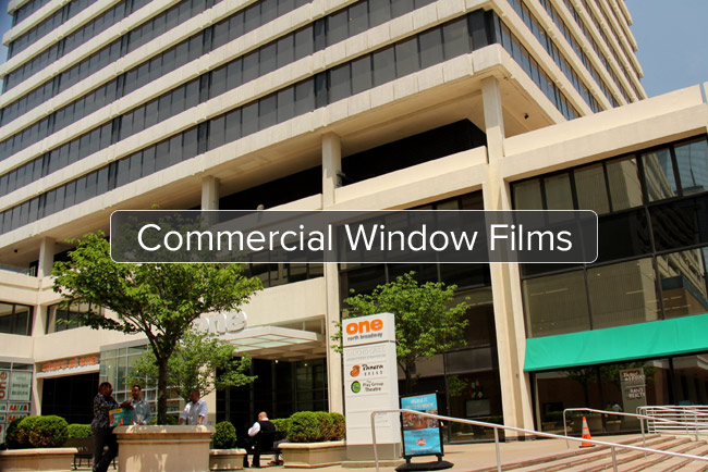 commercial window films